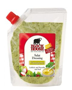 Block House Salat Dressing Vinaigrette, 250 ml