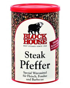 Block House Steak Pfeffer, Dose 200 g