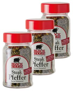 Block House Steak Pfeffer 3 x 50 g
