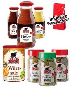 SPICES Geschenkset für Grillfans von BLOCK HOUSE