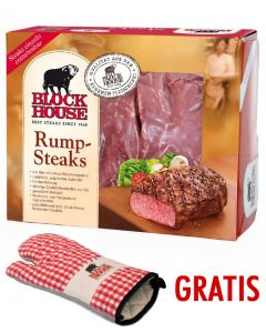 Block House Roastbeef (Rumpsteak) Frischfleisch ca. 1,14 kg